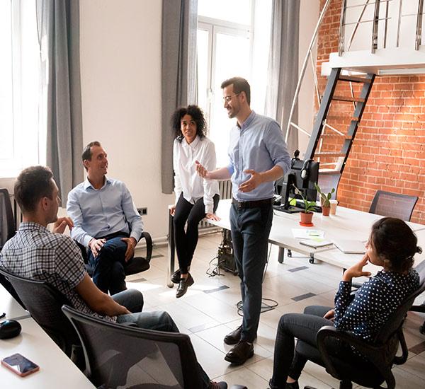 Somos a melhor parceria tecnológica das empresas